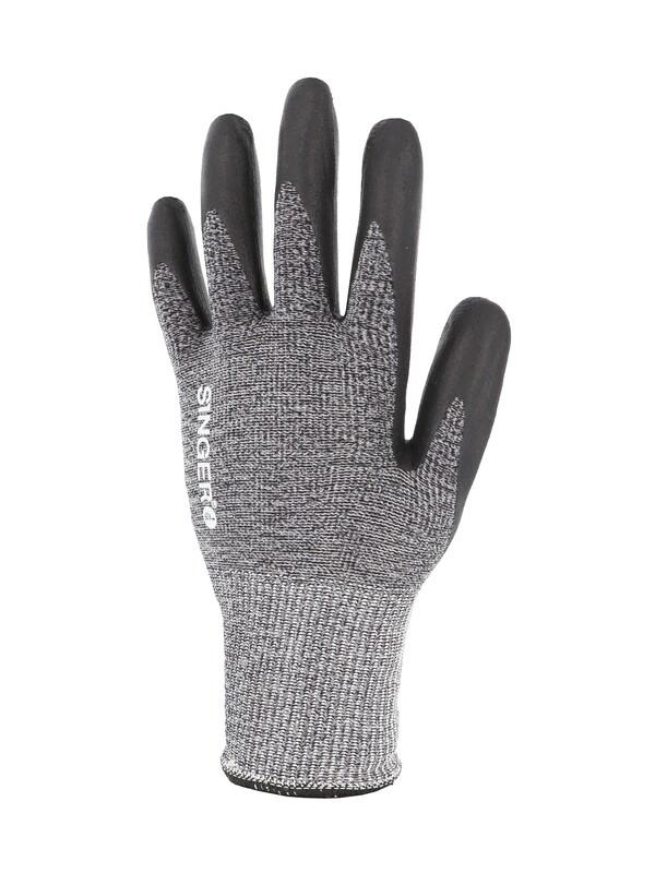 Gant fibres de verre. Coupure B. Paume BI-POLYMERE. Jauge 10 (10 paires)