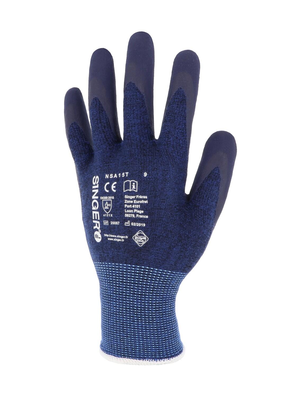 Gant tactile froid, special ecran (10 paires)