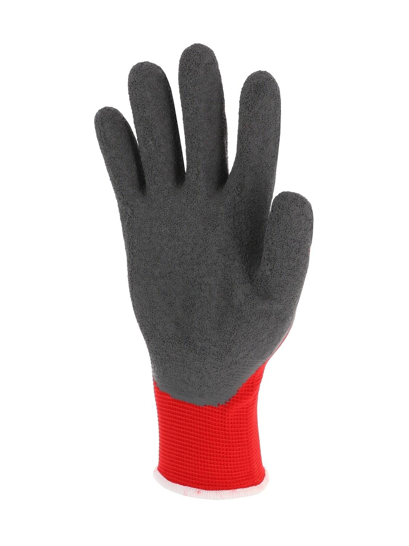 Gant latex. Support polyamide. Dos aere. Jauge 15. (10 paires)