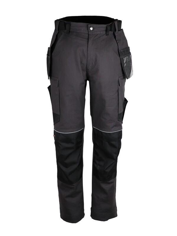 Pantalon de travail. Coton/élasthanne 300g/m2