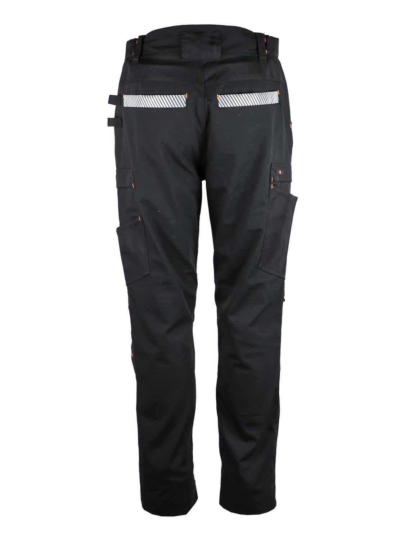 Pantalon de travail ripstop. Coton/polyester/elasthanne 280 g/m2