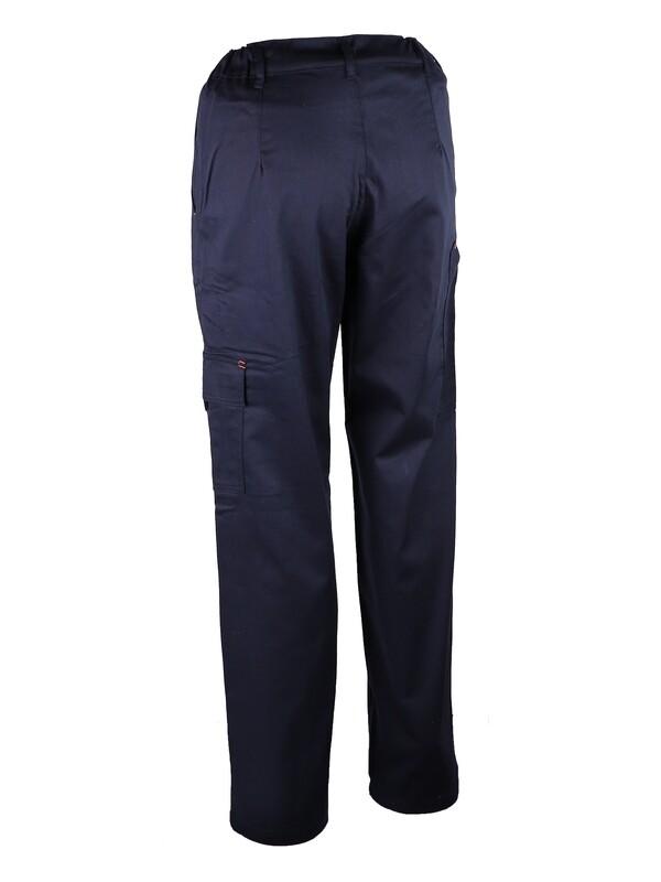Pantalon de protection. Tissu retardateur de flamme. 350 gm2