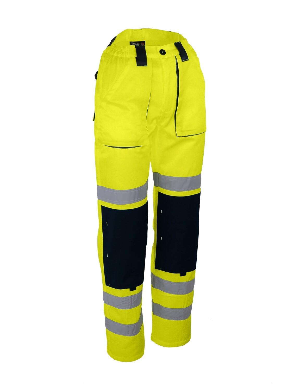 Pantalon de travail. Polyester/coton 245 gm2.