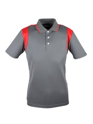 Polo 100% polyester. Cooldry�. Tricot bird-eye 150 g/m2.
