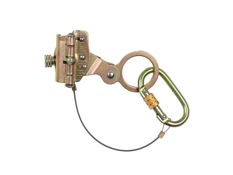 Antichute coulissant. Pour support d'assurage 12 mm ou 14 mm