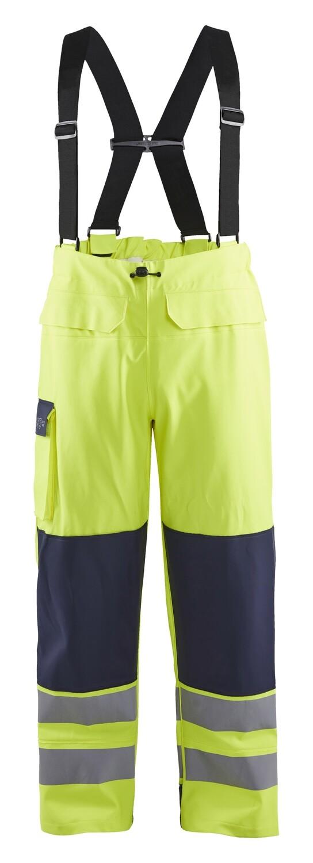 Pantalon de pluie retardant flamme niveau 2