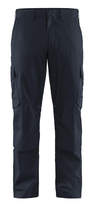 Pantalon industrie avec poches genouillères stretch 2D