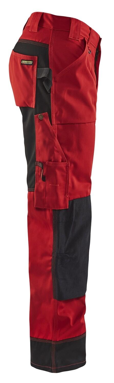 Pantalon artisan bicolore