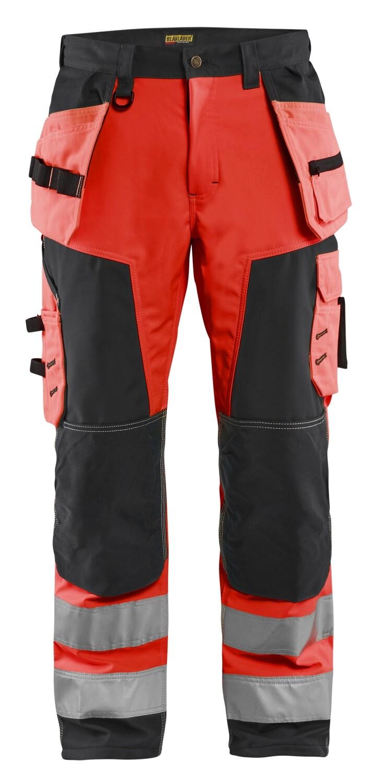 Pantalon Artisan Softshell haute visibilité
