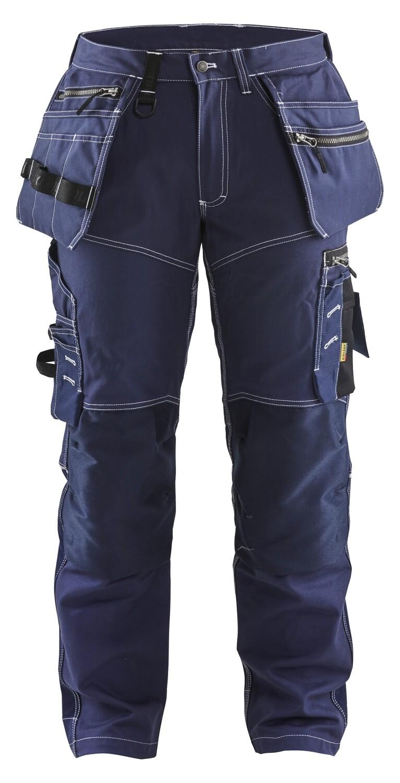 Pantalon artisan +stretch