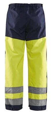 Pantalon pluie haute visibilité