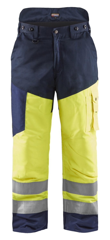 Pantalon tronçonneuse haute visibilité