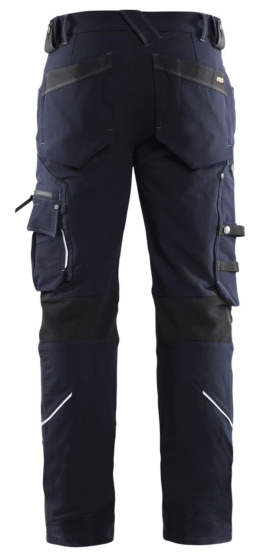 Pantalon X1900 artisan stretch 4D sans poches flottantes