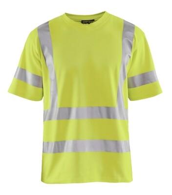 T-Shirt haute visibilité col V anti-UV