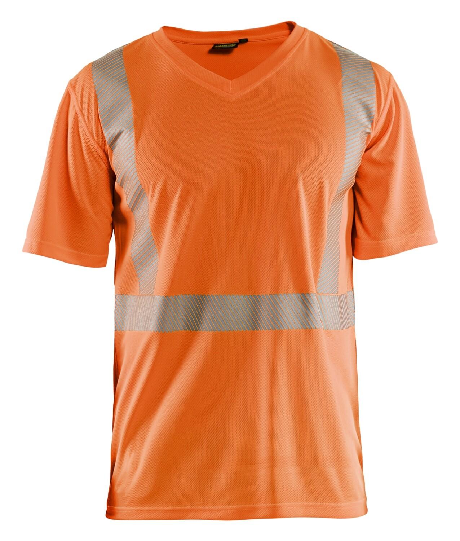 T-shirt anti-UV Haute-Visibilité