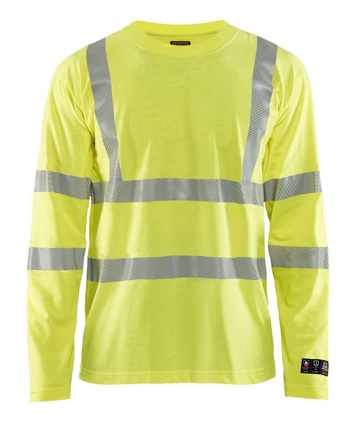 T-shirt multinormes manches longues