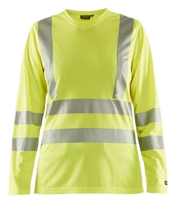 T-shirt manches longues anti-odeur anti-UV HV FEMME