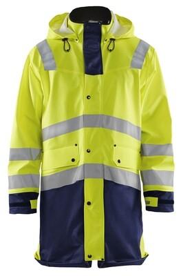 Manteau de pluie HV Niveau 2