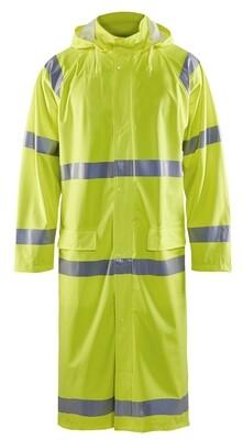 Manteau de pluie HV niveau 1