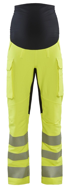 Pantalon de grossesse haute-visibilité stretch 4D
