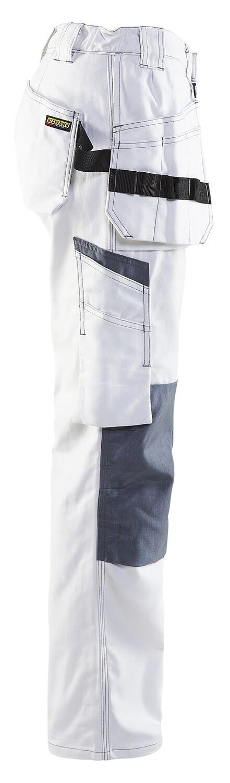 Pantalon peintre femme