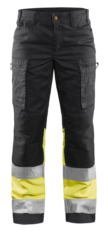 Pantalon +stretch haute visibilité FEMME