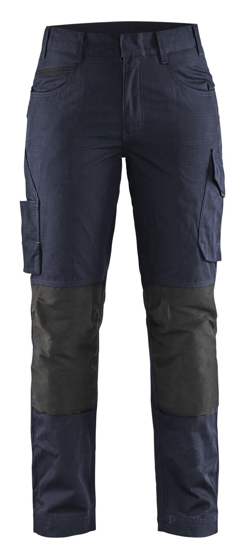 Pantalon maintenance +stretch femme