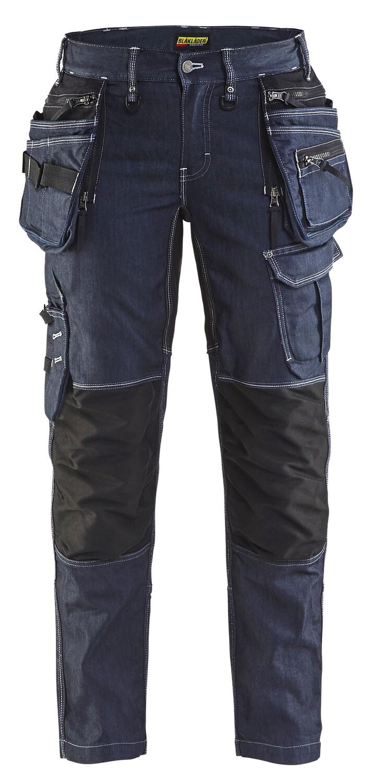 Pantalon X1900 artisan stretch 2D femme