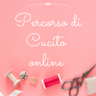 Le basi del cucito - online