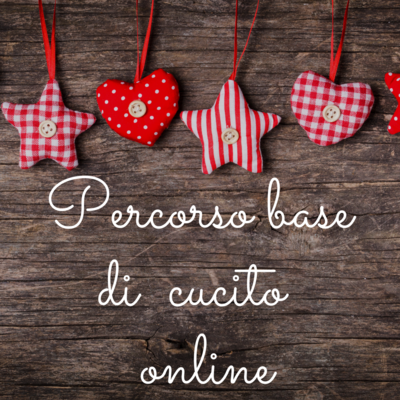 Le basi del cucito online