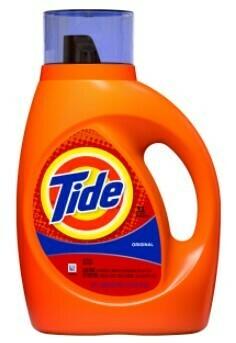 Tide 50 bottle (32 load)
