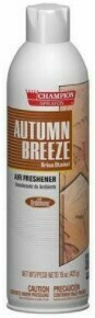 Aerosol Air freshener-Autumn Breeze 15oz