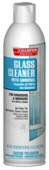 Aerosol Window cleaner  w/ammonia 19oz