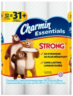 Charmin Essentials Strong 48/cs