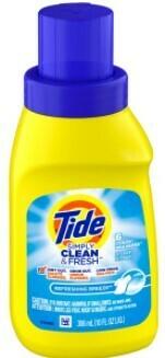 TIDE SIMPLY CLEAN & FRESH LIQ 12/10Z
