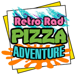 Retro Rad Pizza Adventure - Shipped