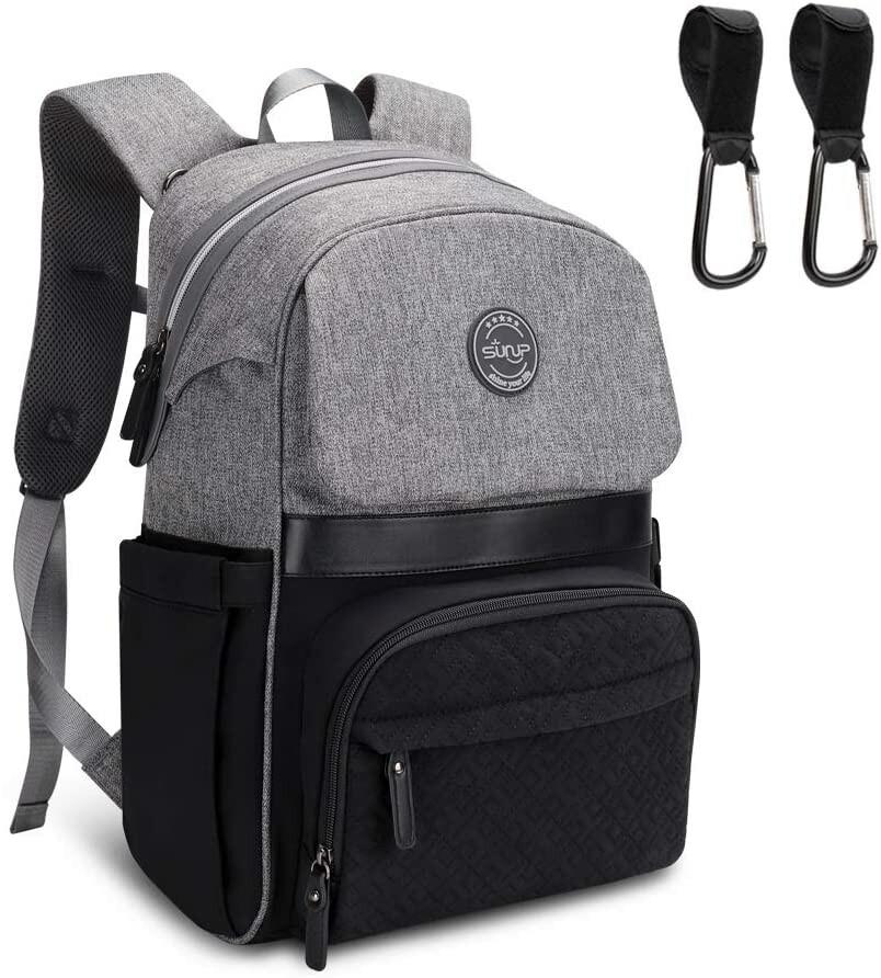 Pañalera - mochila de viaje