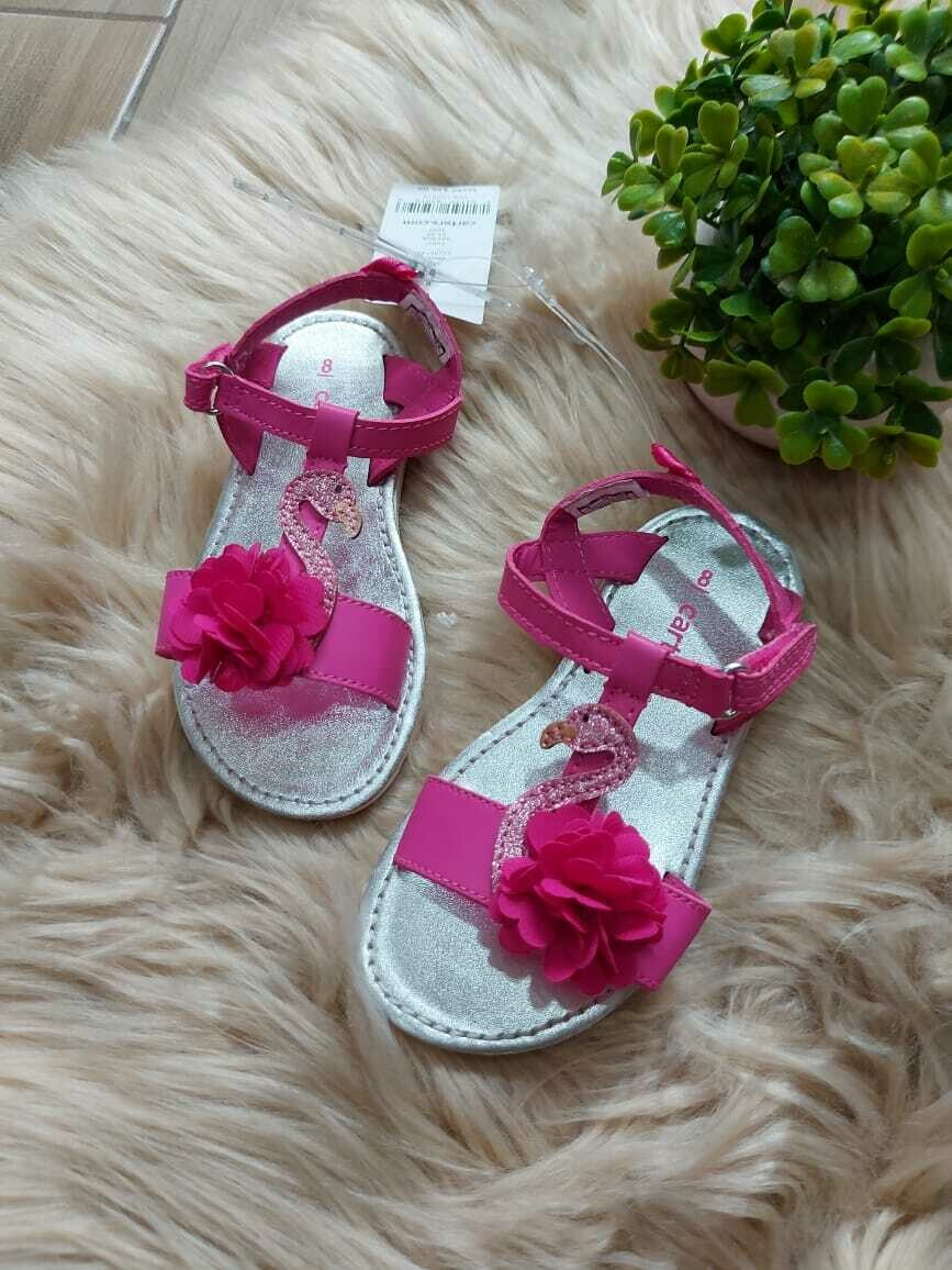 Sandalias de vestir Flamingo, carters, 8us