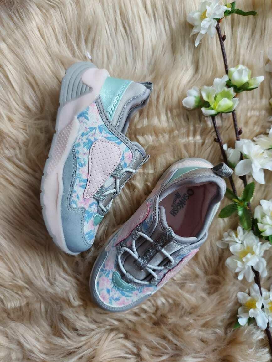 Zapatos deportivos flores, Oshkosh, 10us (27)