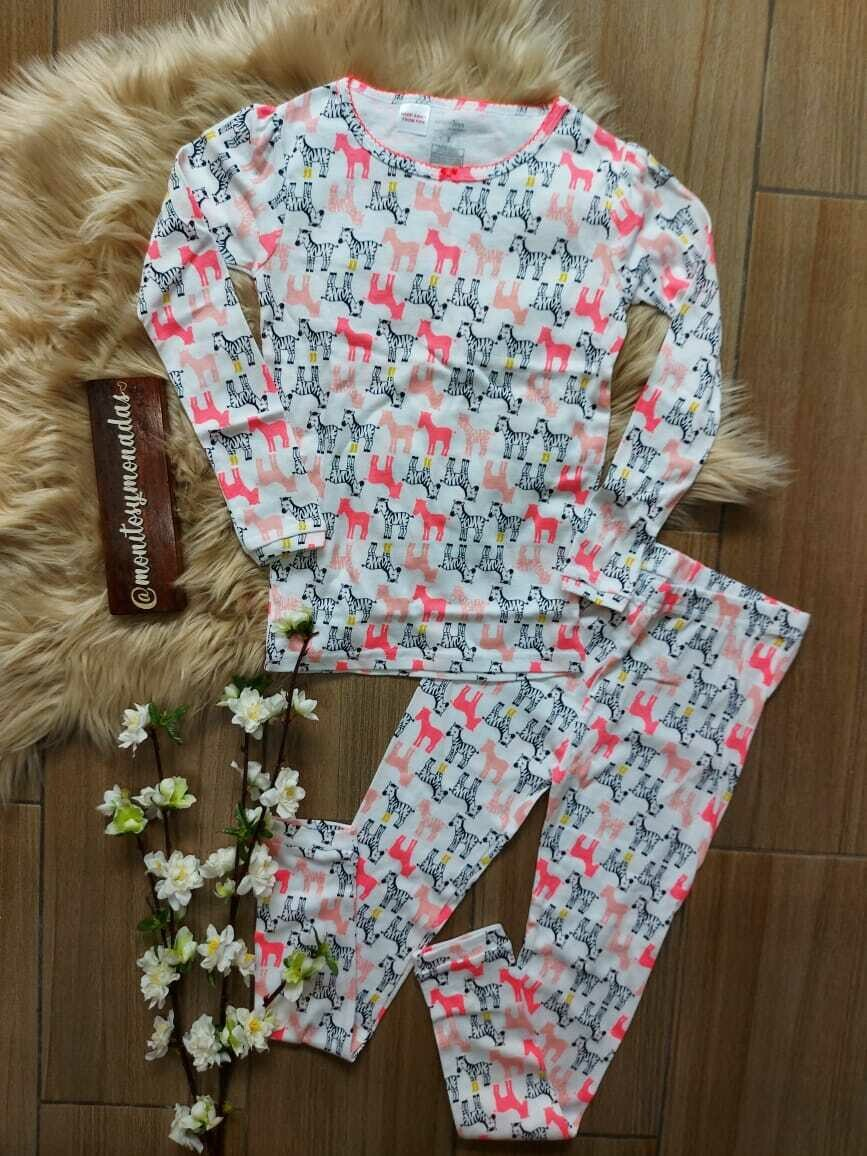 Pijama 2 piezas, Carters, 8 años