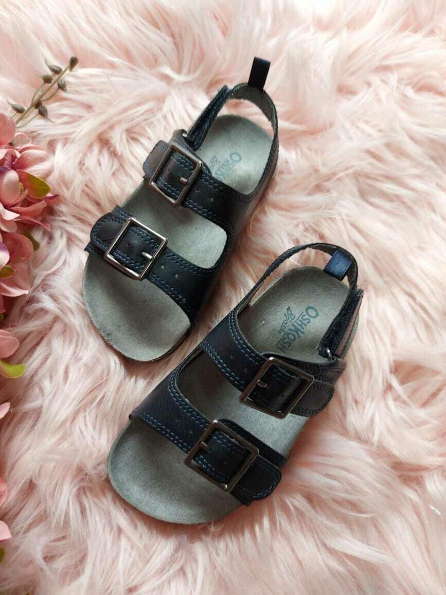 Sandalias azules, oshkosh 10us (27)