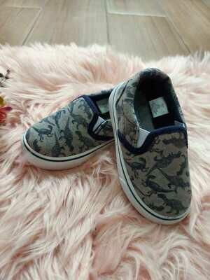Zapatos casuales, dinosaurios 7us(23)