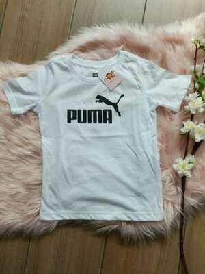 Camiseta blanca, 4 años