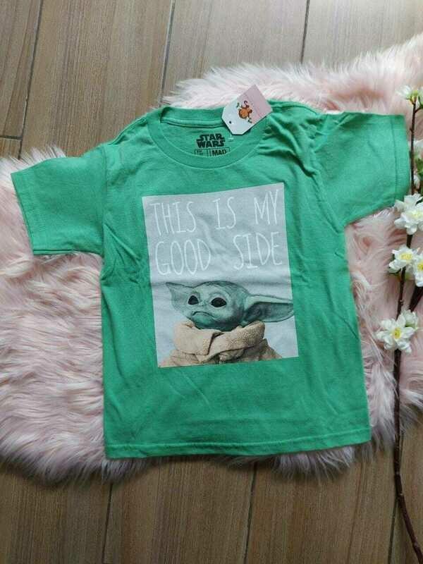 Camiseta Star Wars, Yoda bebé, 5-6 años