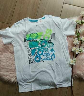 Camiseta Blanca, M (10/12 años)