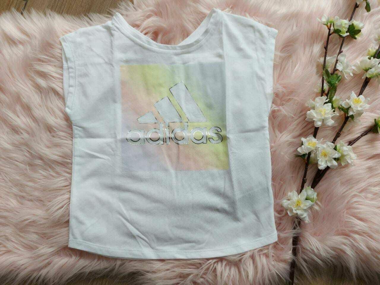 Camiseta blanca, 10 años