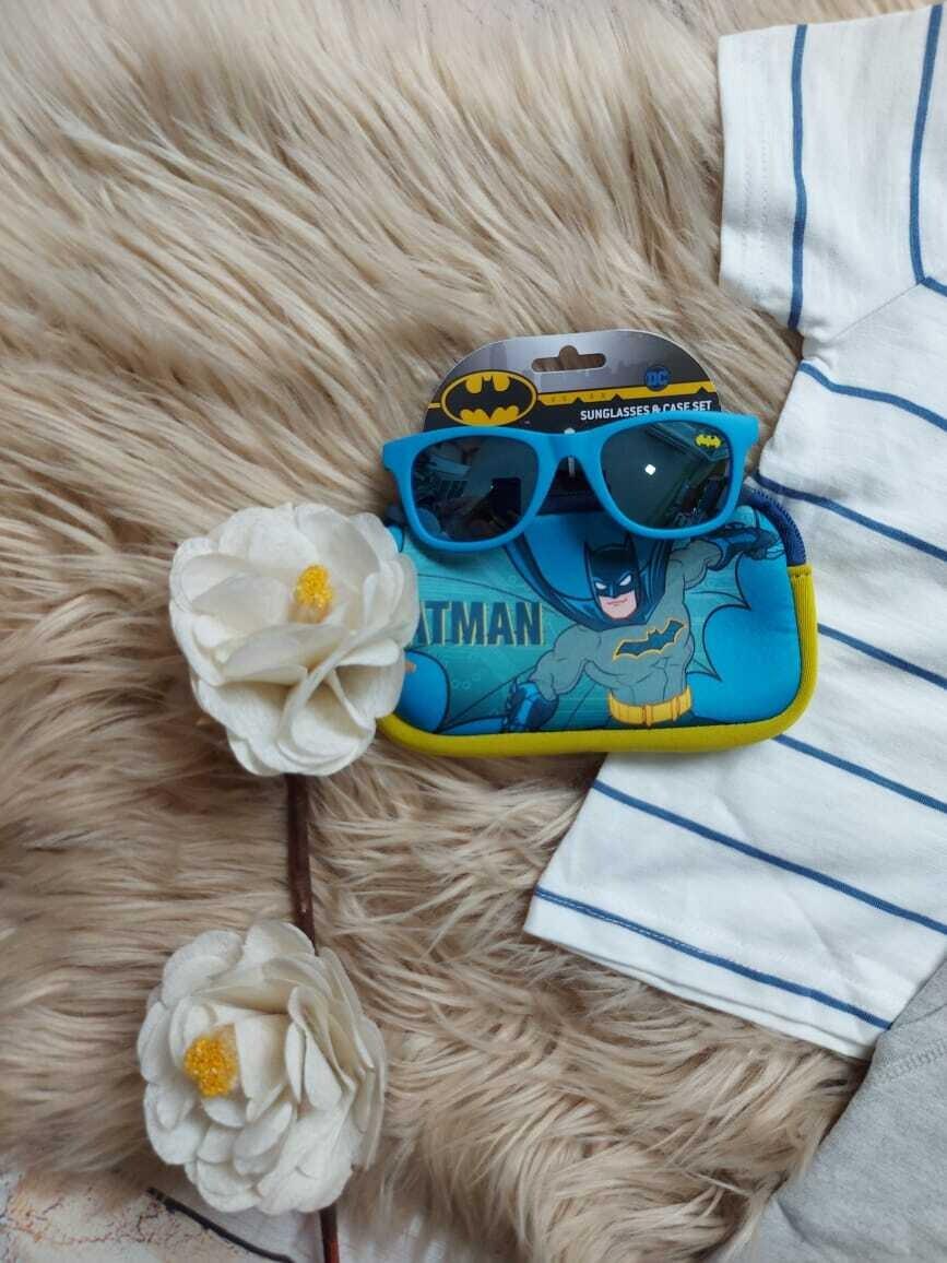 Set gafas + portagafas Batman