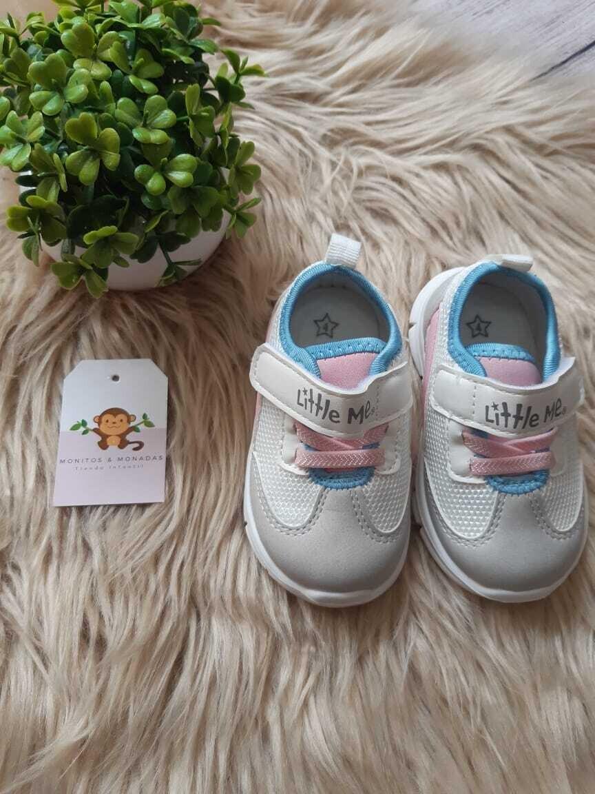 Zapatos Little Me, Talla 4 us