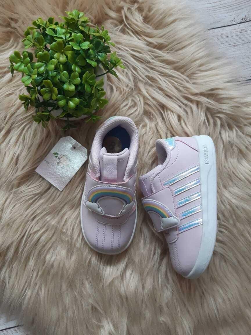 Zapatos Arcoiris, Talla 8us