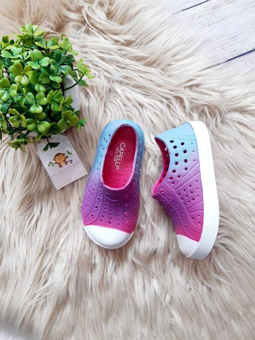 Zapatos Capelli Lilas , Talla 6us